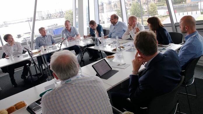 Future of Comfort roundtable delegates