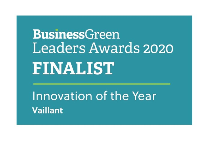 Business Green Leaders Awards 2020 Innovation of the Year finalist logo