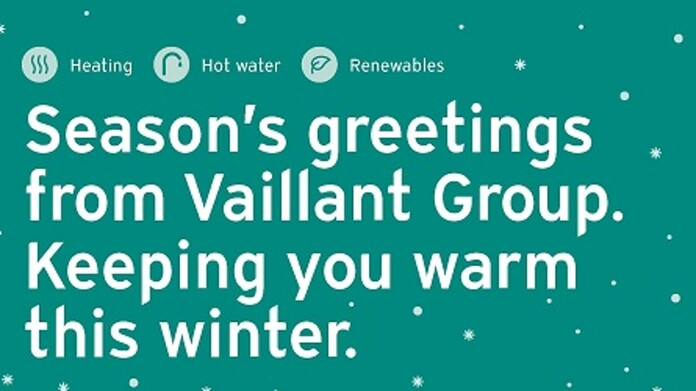 The Vaillant Group UK is proudly sponsoring the switch-on of the Christmas lights in Belper 2018