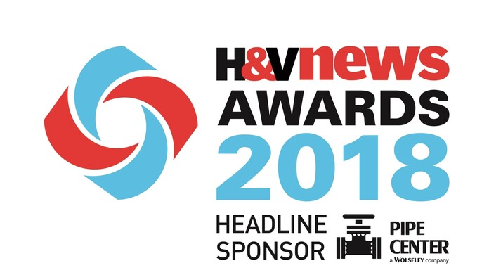 Vaillant has been selected as a finalist in two categories at the H&V News Awards