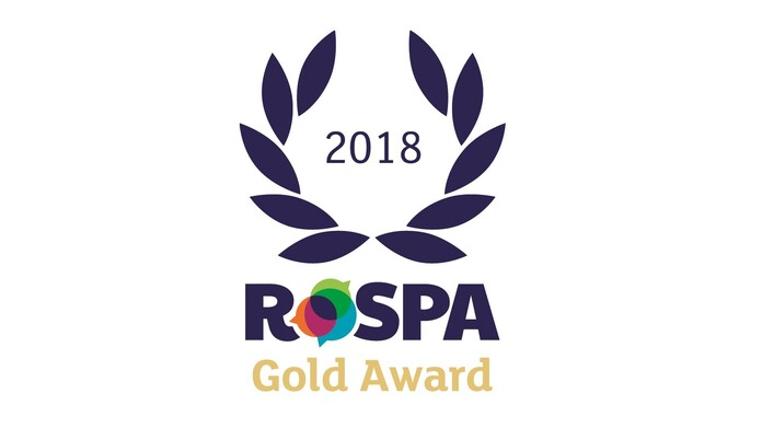 Vaillant Industrial has been awarded the RoSPA Gold Award for the thrid year running