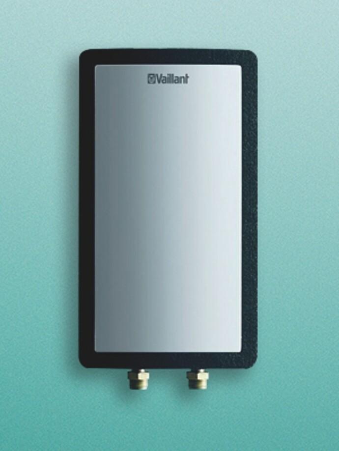 Inline 6kW back-up heater