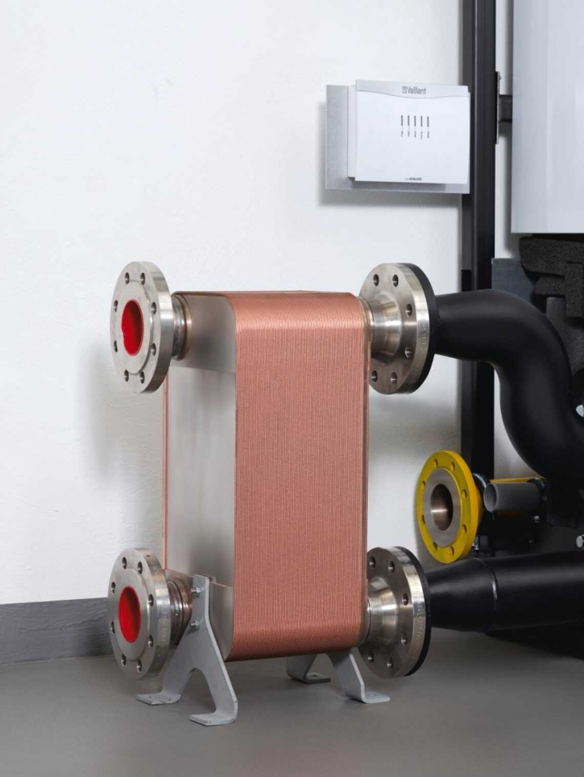 Plate Heat Exchangers | Commercial System Accessories | Vaillant UK