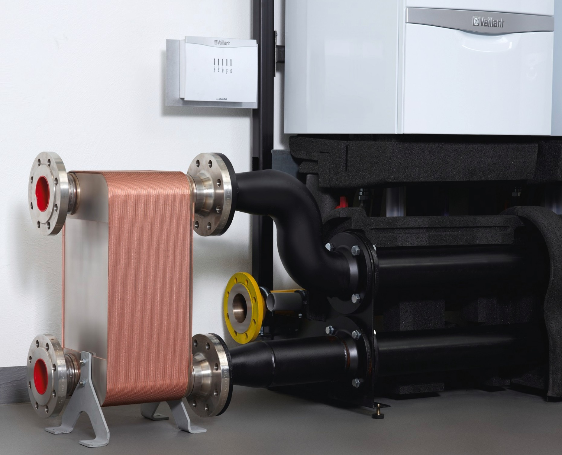 Plate Heat Exchangers | Commercial System Accessories