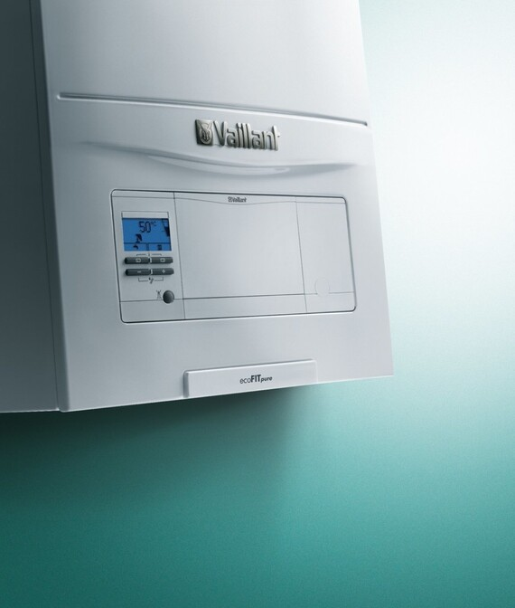 Close up of the ecoFIT pure front panel