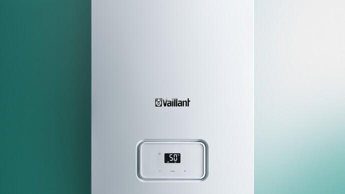 Home open vent boiler range