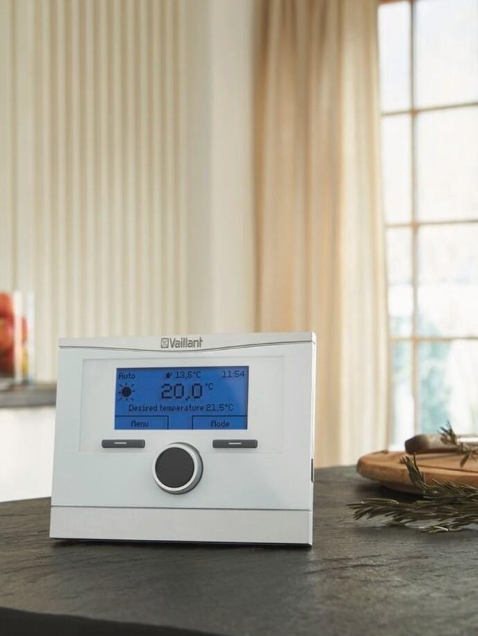 Vaillant VRC 700 heating control