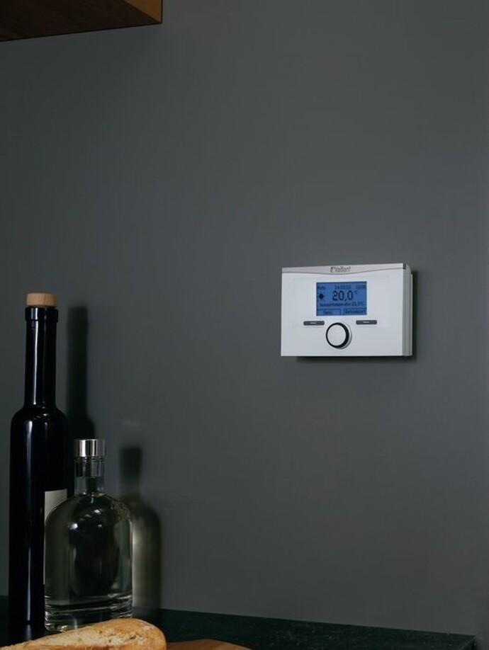 Vaillant VRT 350 heating control