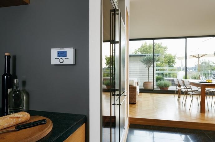 Vaillant VRT 350 heating control