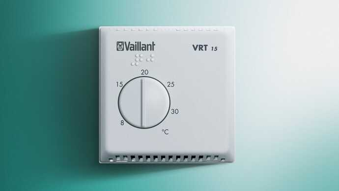 Boiler Controls and Thermostats | Vaillant