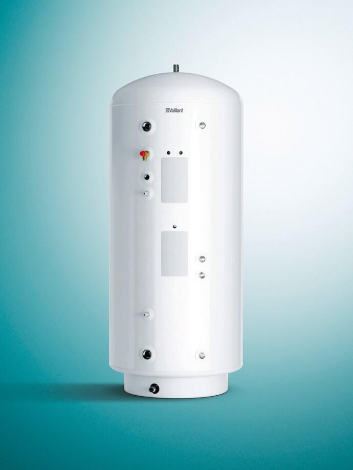 auroSTOR 500 litre twin coil cylinder