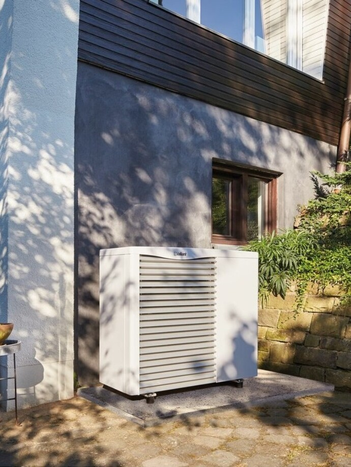 The aroTHERM air-to-water heat pump