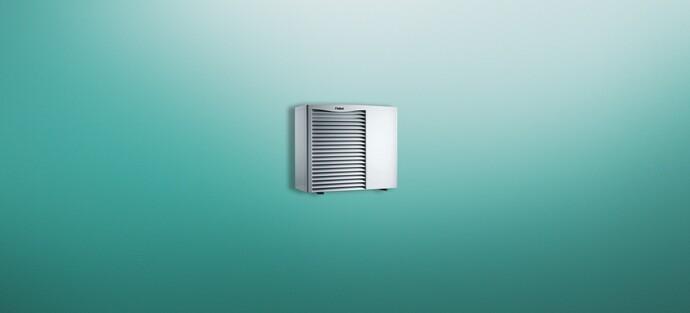 aroTHERM air source heat pump