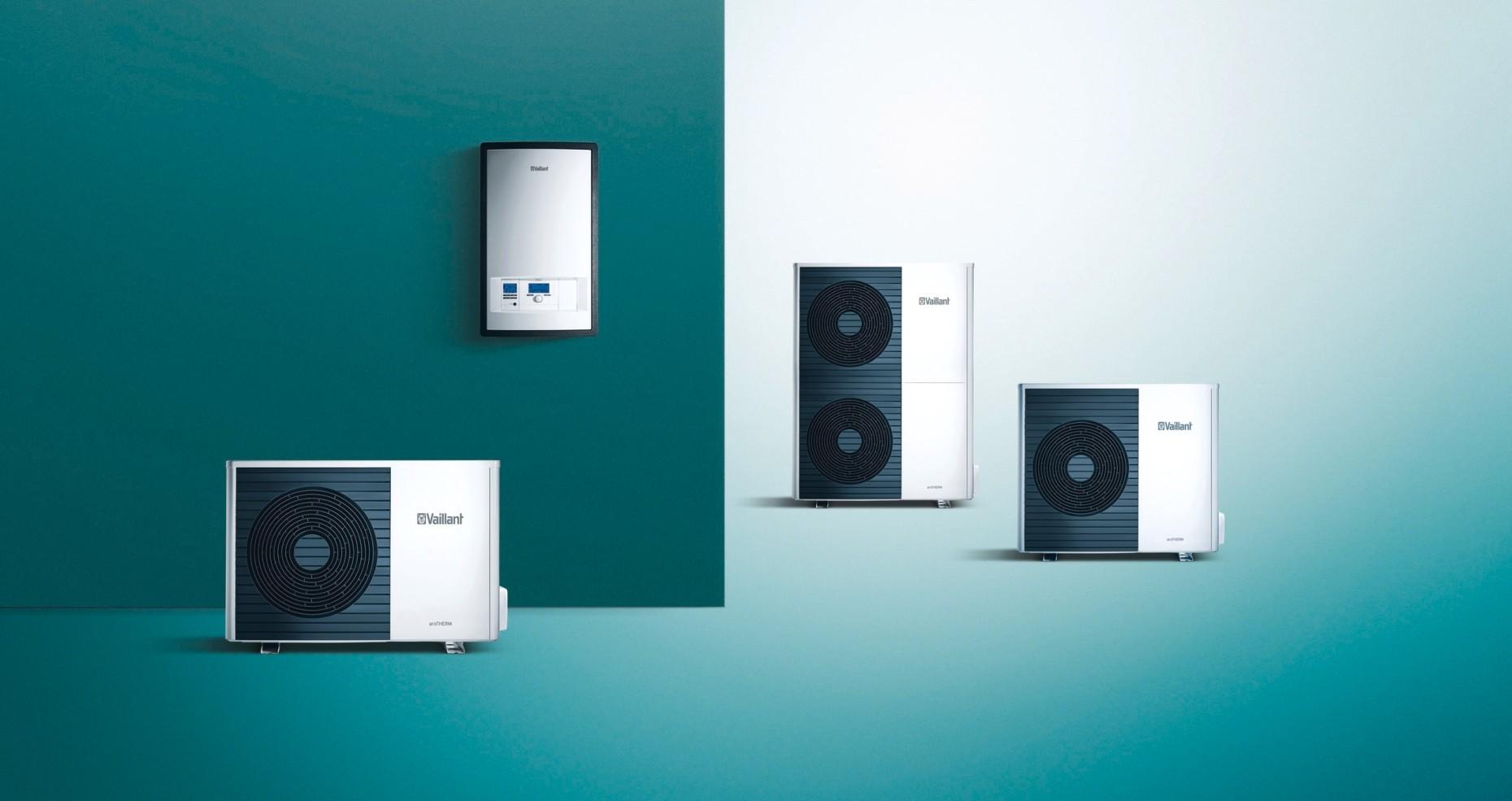 Arotherm Split Heat Pump Air To Water Heat Pump Vaillant