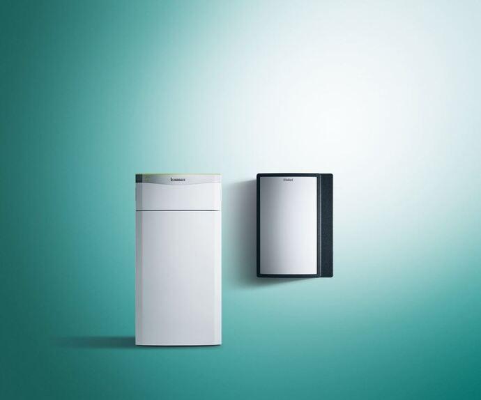 flexoTHERM water source heat pump