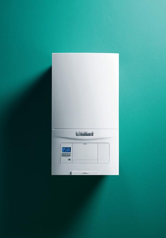 Vaillant's wall-hung ecoFIT pure boiler