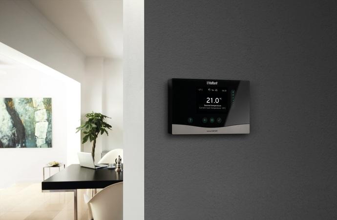 Vaillant sensoCOMFORT heating control