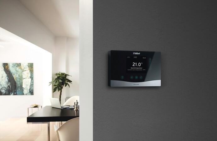 Vaillant sensoHOME heating control