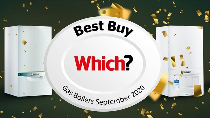 Vaillant named UK's top scoring gas boiler brand in Which? Best Buy 2020 Report