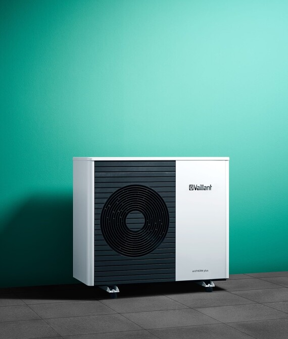 Air-to-water heat pump aroTHERM plus