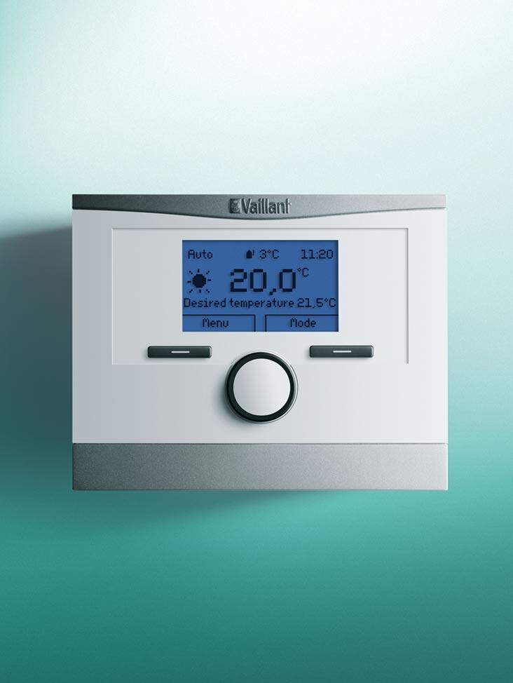 Boilers Vaillant Boilers Manual