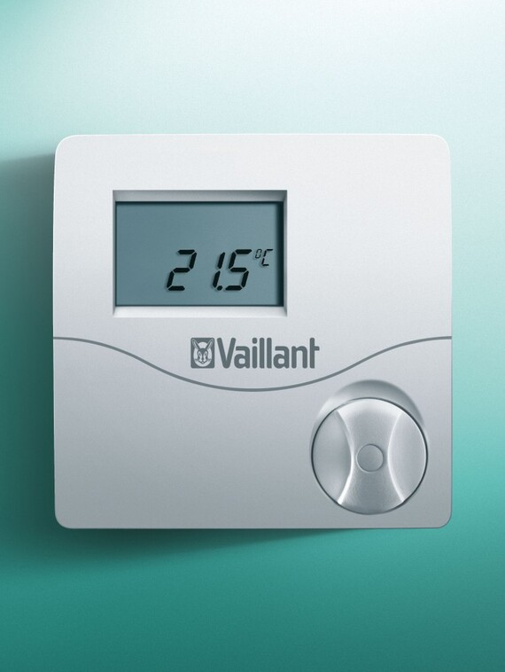 vrt 50 thermostat heating systems vaillant. Black Bedroom Furniture Sets. Home Design Ideas